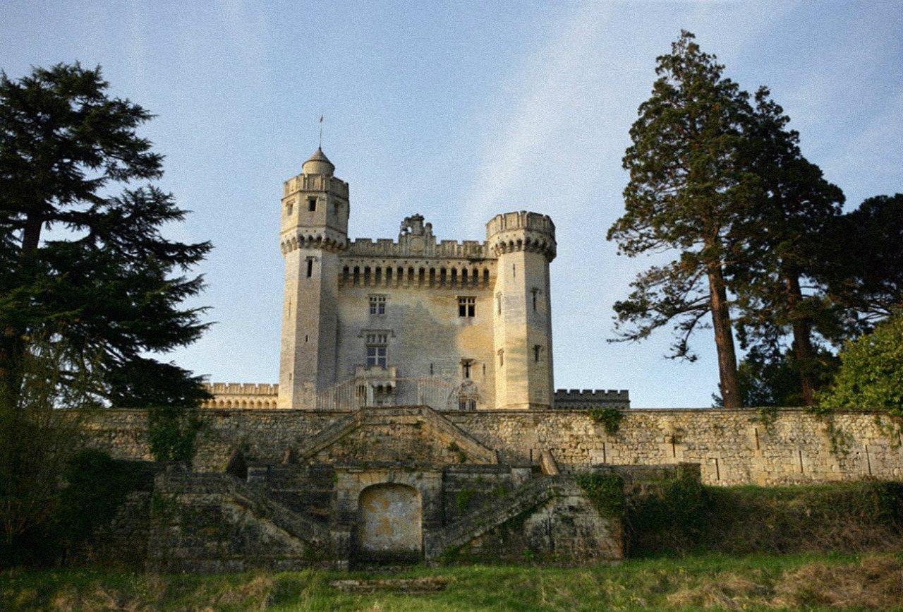 Châteaux de Camarsac Bordeaux Supérieur 2012 de Lucien Lurton