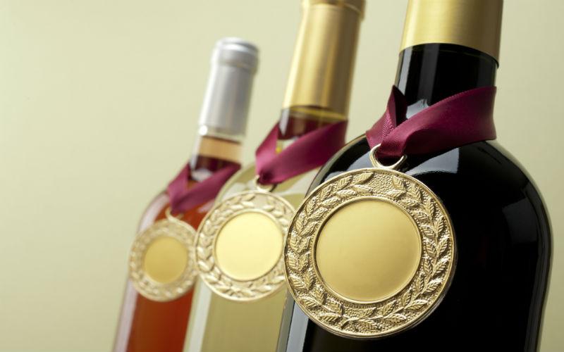 Os seis maiores prêmios do mundo do vinho
