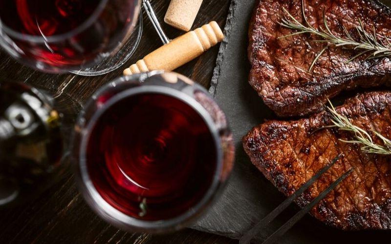 Carne + Malbec: será que harmoniza?