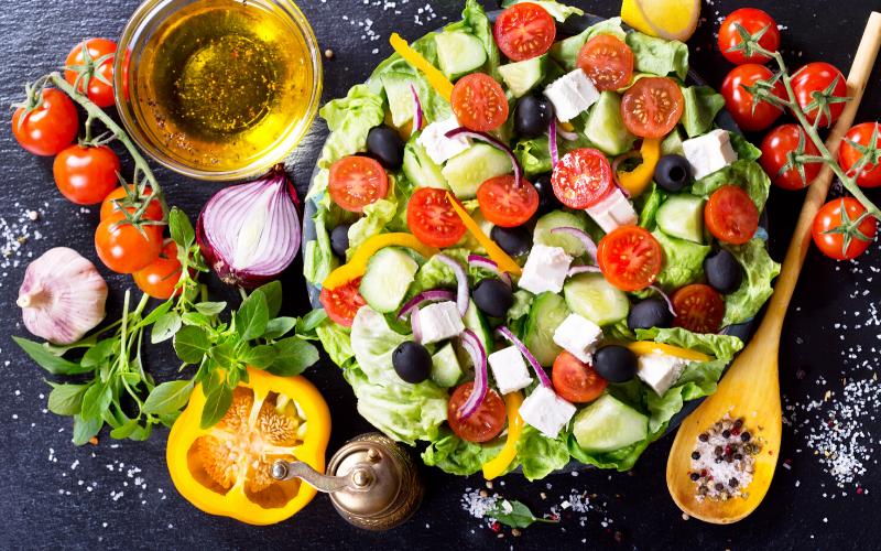 Qual vinho harmoniza com salada?