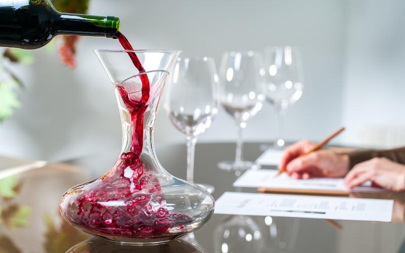 De hobby à especialidade: cursos de vinho!